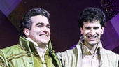 Something Rotten! - Opening - wide - 4/15 - Brian d'Arcy James - John Cariani