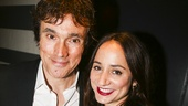 Tony Nominees - Brunch - 4/15 - Ben Miles - Lydia Leonard