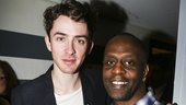 Tony Nominees - Brunch - 4/15 - Matthew Beard - K. Todd Freeman