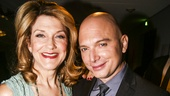 Tony Nominees - Brunch - 4/15 - Michael Cerveris - Victoria Clark