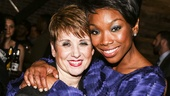 Chicago - Brandy Norwood - Opening - 4/15 - Leslie Stifelman