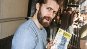 Finding Neverland - Backstage - 5/15 - Matthew Morrison