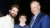 Finding Neverland - Backstage - 5/15 - Matthew Morrison - Bill O'Reilly