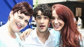 Stars in the Alley - 5/15 - Lisa Howard - Darren Criss - Sierra Boggess