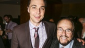 An Act of God - Opening - 5/15 - Jim Parsons - James Lipton