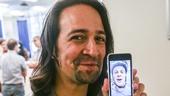 Hamilton - rehearsal - 6/15 - Lin-Manuel Miranda - Jonathan Groff