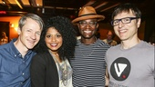 Hedwig and the Angry Inch - Meet and Greet - 6/15 -  John Cameron Mitchell - Rebecca Naomi Jones - Taye Diggs - Stephen Trask