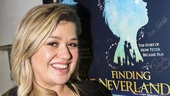 Finding Neverland - Backstage - Kelly Clarkson - 7/15