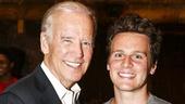 Hamilton - Backstage - Joe Biden - 7/15 - Jonathan Groff