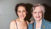 Fun Home - Actors Fund performance - 8/15 - Judy Kuhn and Dana Ivey