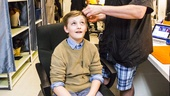 Finding Neverland - Backstage Feature - 8/15 - Christopher Paul Richards