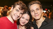 Spring Awakening - Meet the Press - 8/15 - Austin McKenzie - Daniel N. Durant, Sandra Mae Frank