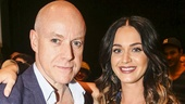 Finding Neverland - Backstage - 8/15 - Katy Perry - Anthony Warlow