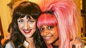 Hedwig and the Angry Inch - Taye Diggs - closing - 9/15 - Lena Hall and Rebecca Naomi Jones