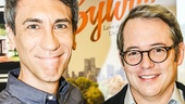 Syllvia - Meet the Press - 9/15 - Robert Sella and Matthew Broderick