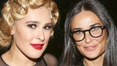 Chicago - Rumer WIllis - Opening - 9/15 - Demi Moore