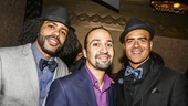 Ars Nova Revolution - 9/15 - David Diggs, Lin-Manuel Miranda and Christopher Jackson
