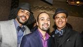 Ars Nova Revolution - 9/15 - David Diggs, Lin-Manuel Miranda and Christopher Jackson