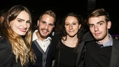SPring Awakening - Opening - 9/15 - Kathryn Gallagher, Ben Platt, Natalie Margolin and James Gallagher