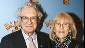 Dames at Sea - opening - 10/15 - Sheldon Harnick and his wife Margery