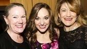 Sylvia - Opening - 10/15 - Kathleen Marshall, Laura Osnes and Victoria Clark