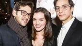 Sylvia - Opening - 10/15 -  Adam Chanler-Berat, Jennifer Damiano and Gideon Glick