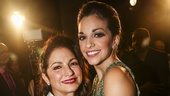 On Your Feet! - Opening - 11/15 - Gloria Estefan and Ana Villafane