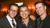 The Jersey Boys - 10th Anniversary - 11/15 - Steve Gouveia- Sergio Trujillo-Dominic Nolfi