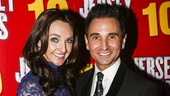 The Jersey Boys - 10th Anniversary - 11/15 - Travis Cloer wife Jennifer