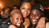The Color Purple - First Performance - 11/15 - Cynthia Erivo, Jennifer Hudson and  Danielle Brooks
