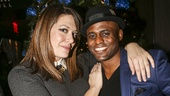 Kinky Boots - Wayne Brady - First Performance - 12/15 - Michelle Collins