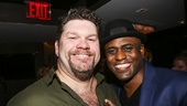 Kinky Boots - Wayne Brady - First Performance - 12/15 - Danny Sherman and Wayne Brady