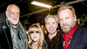 School of Rock - Opening - 12/15 - Mick Fleetwood, Stevie Nicks, Andrew Lloyd Webber and Sting