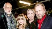 School of Rock - Opening - 12/15 - Mick Fleetwood, Stevie Nicks, Andrew Lloyd Webber and Sting