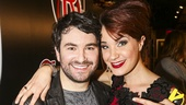 School of Rock - Opening - 12/15 - Alex Brightman and Sierra Boggess