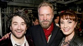 School of Rock - Opening - 12/15 - Alex Brightman, Sting and Sierra Boggess