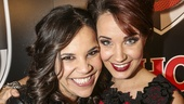 School of Rock - Opening - 12/15 - Lindsay Mendez and Sierra Boggess