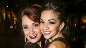 School of Rock - Opening - 12/15 - Sierra Boggess and Ana Villafane