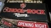 School of Rock - Opening - 12/15 -