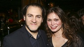 School of Rock - Opening - 12/15 - Michael Stuhlbarg wife Mai-Linh Lofgren