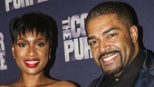 The Color Purple - Opening - 12/15 - Jennifer Hudson - David Otunga