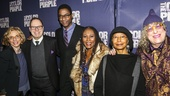 The Color Purple - Opening - 12/15 - Marsha Norman, Scott Sanders, Stephen Bray, Brenda Russell, Alice Walker and Allee Willis