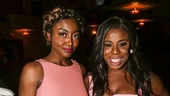 The Color Purple - Opening - 12/15 - Patina Miller and Uzo Aduba