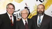 Fiddler on the Roof - Opening - 12/15 - Bartlett Sher, Sheldon Harnick and Danny Burstein