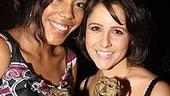 2008 Theatre World Awards - de'Adre Aziza - Alli Mauzey