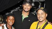 Johan Santana at Lion King - Guy Barfield - dad - Johan Santana
