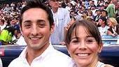 Jersey Boys at Yankee Stadium - Eric Schneider - Sara Schmidt
