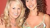 Broadway.com Group Sales Luncheon - Bailey Hanks - Mandy Gonzalez