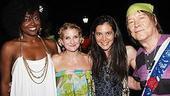 2008 Hair Opening - Patina Renea Miller - Megan Lawrence - Diane Paulus - James Rado