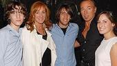 Bruce Springsteen at Spring Awakening - Bruce Springsteen - family